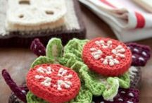Crochet Food / by Bea Leighton