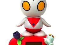Solar Toys / solar toys, toys, solar gadgets, solarponics / by Solarponics