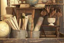 dream home: steampunk / by Siri Paulson