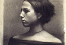 PORTRAIT DRAWING / Portrait drawings / by Gold Coast Art Classes