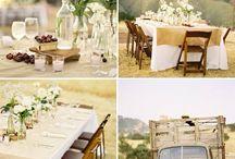 Our Fab Wedding Reception / by Faith Tesauro