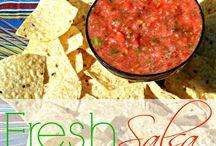 Sauces-n-Salsa / by Sandra Rummel