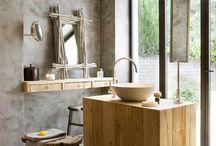 Bathrooms / by Elizabeth Parker