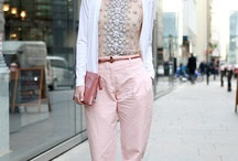 Street Style Inspiration / by Michelle Tai