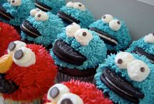 Cookie Monster  / by Carisa Hickey Schirmer