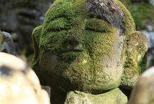 """Bouddha... ...  / Ce qui exprime pour moi la """"Zénitude""""... ...  / by Caroline"""