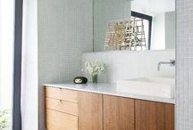 The Bathroom / by make+haus