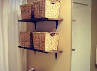 Bathroom Ideas  / by Stephanie Arrington