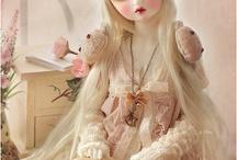 dolls / by Ronda Hardy