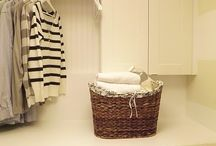 Laundry rooms / by Summer VanGundy Pieper