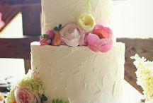 Wedding cakes / by Cassie Glendenning