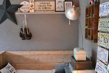 Baby brother's room! / by Lauren Brock