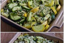 Vegetable Recipies / by Melinda Morse
