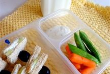 Packed lunches / by Nila B Wilcken