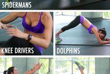 Core Workouts / by Jen Delmar Truisi