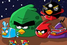 Angry Birds / by Patrick Ryan O'Brien