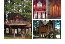 Treehouses / by Darlene Propp