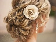 Hair styles / by Winnie Bradley