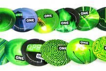 Get Your Glow On / ONE Condoms Glowing Pleasures Mix: The standard mix of condom wrappers for ONE Condoms Glowing Pleasures. Add a little more light to your night! / by ONE Condoms
