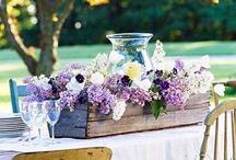 Table Setting Ideas / by Kristii Lockart