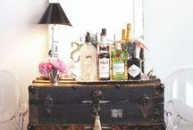 Bar Carts / by Angela @ Number Fifty-Three