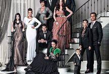 Kardashian,Disick,Jenner,West / by Kayla Ladabour