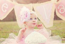 Ava 1st birthday / by Christa Reitzel