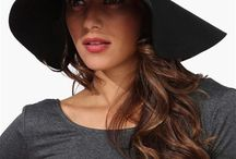 Hats chic *s / by Alyosmagriz Magdy's
