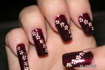 nails to try at home / Hopefully I can find some easy idea's for the ladies to try at home / by michelle hill