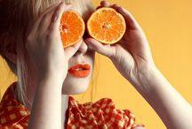 Orange You Glad. / by Taylor Coté