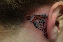Tattoo Inspiration / by Emily Balchunas