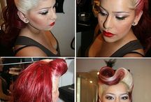 All About Hair / by Brittany Ann