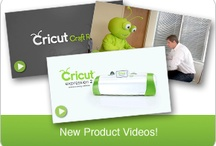Cricut / by Ruth Senecal