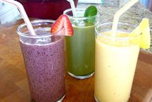 smoothies / by Field to Plate