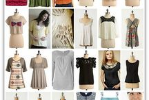 Clothing DIY-tops / by LORI BOHANON