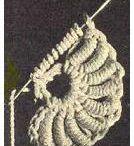 Knitting,crocheting, etc / by JoAnn Baumann