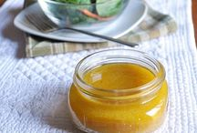 Sauces, dressings, and dips / by L'Ida Lee Zeleskey