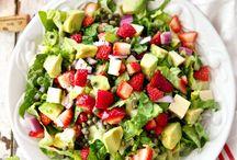 Salads / by Melissa Pedersen