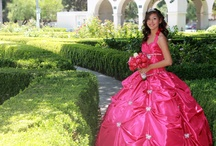 Quinceañera planning ideas  / by Sally Fritz