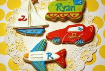 Transportation Birthday Party / by Debbie @ Confessions of a Plate Addict