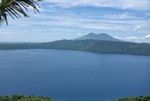 """Travel & Tourism, Nicaragua / The Republic of Nicaragua is bound on the north by Honduras, on the south by Costa Rica, on the east by the Caribbean Sea and on the west by the Pacific Ocean. Nicaragua is referred to as """"the land of lakes and volcanoes"""" due to the number of lagoons and lakes, and the chain of volcanoes that runs from the north to the south along the country's Pacific side. Try Nicaragua, the most affordable, friendliest and safest country to learn Spanish http://spanishdale.com / by Spanish Dale! Language School"""