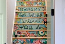 Dream House Stairs / by Holly Brown-Owens