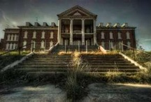 Abandoned Hospitals, Asylums, Morgues, Etc. / by Nancy Pate
