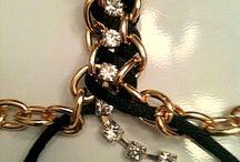Jewelry/Beading / by Elizabeth Walczy