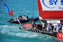 Sail Team Support Boats / by ASIS Boats