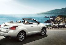 Summer Road Tripping / What Nissan would you want to drive on your next summer road trip?  / by Nissan