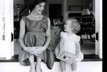Jacqueline Kennedy / by Jackie Parrish