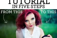 Photoshop/Lightroom/ Tips & Tricks / by Amber Rowden-Whitaker
