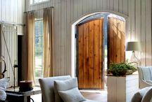 Doors / A collection of various door styles. / by Allison Arnett