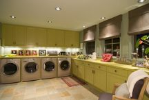 Home - Laundry Rooms / by Debra Richter-Silnicki